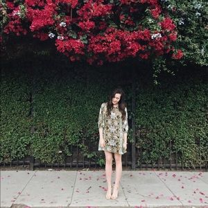 For Love and Lemons cocktail dress